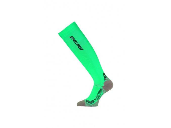 Lasting RTL 600 zelená kompresní podkolenky  ponožky