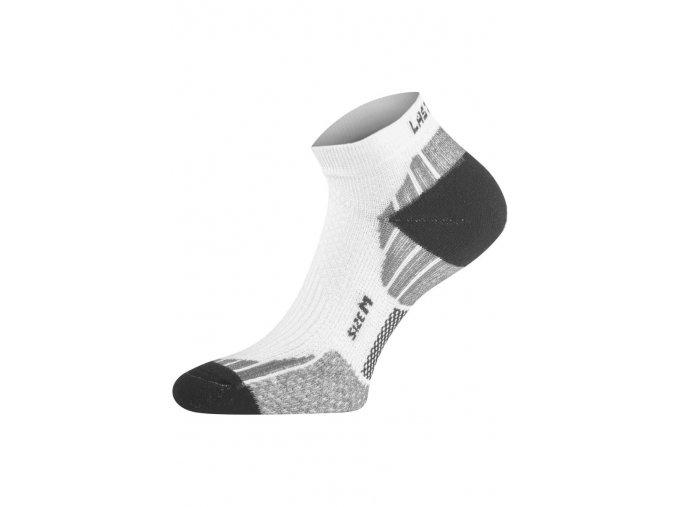 Lasting ATS ponožky pro aktivní sport 009 bílá  ponožky