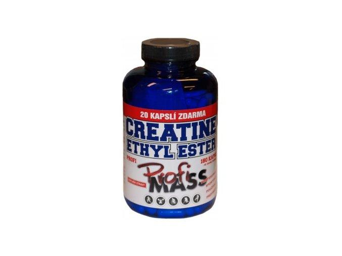 profimass creatin ethyl ester 180k 20k