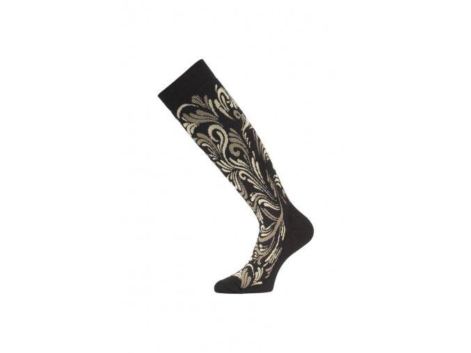 Lasting SWD 907 lyžařské podkolenky  ponožky