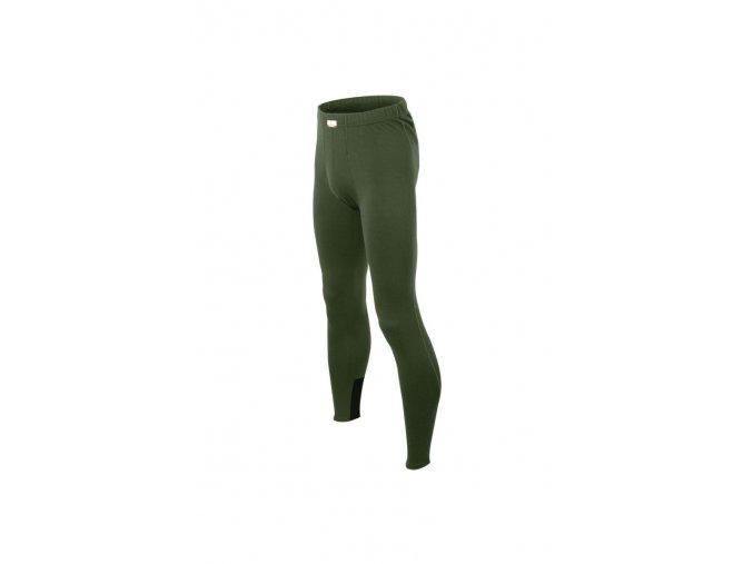 Lasting WICY 62P zelené vlněné merino spodky