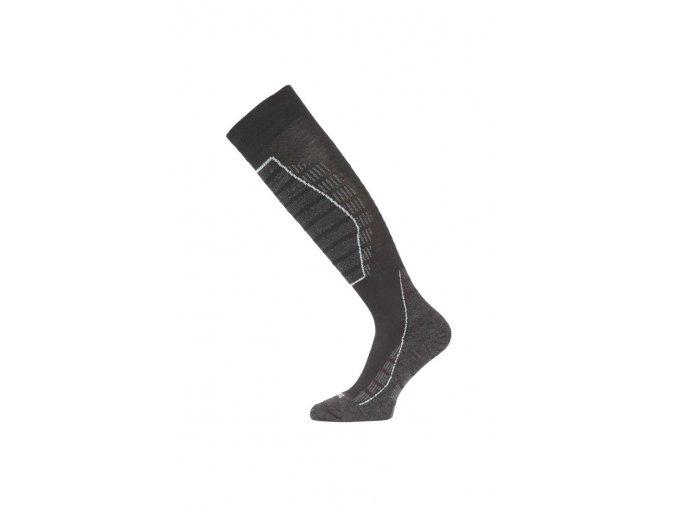 Lasting SWK 901 černá silné podkolenky  ponožky