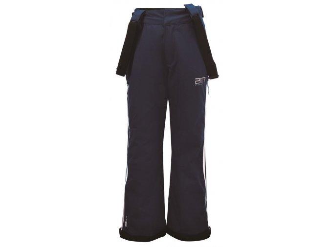 kalhoty NYKOPING deep navy