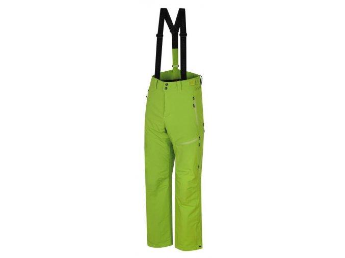 Hannah Ammar lime green  pánské kalhoty