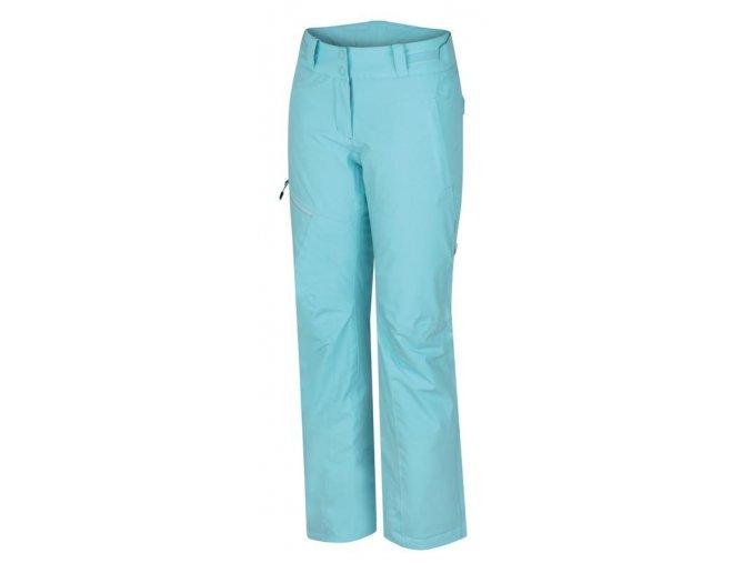 Hannah Tibi II aqua splash  dámské kalhoty