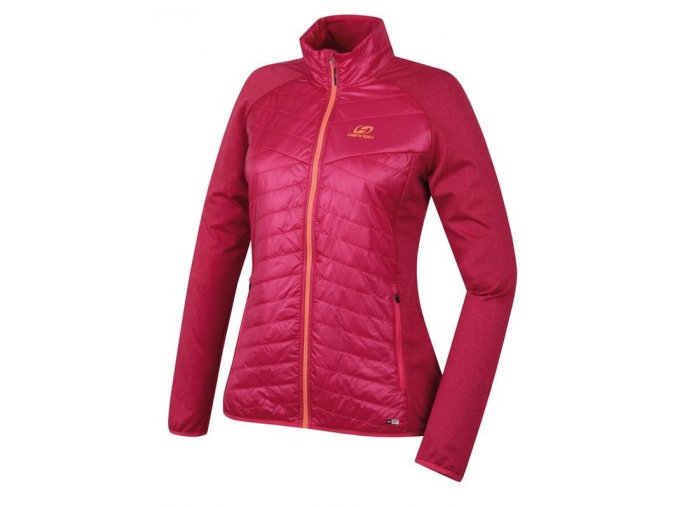 Hannah Edun raspberry sorbet/raspberry mel  dámská bunda