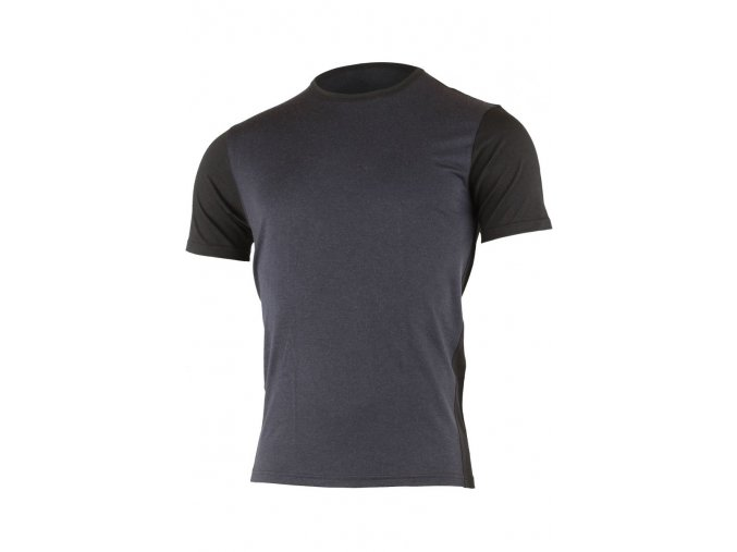Lasting LUBO 5990 modré vlněné merino triko