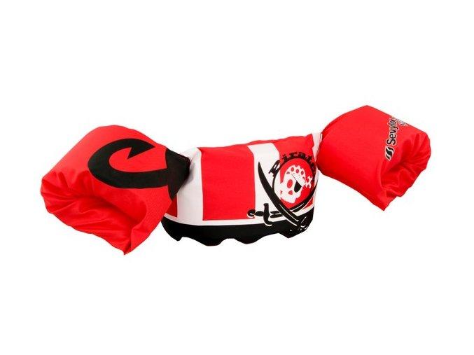 Sevylor Puddle jumper deluxe (červený - pirát)