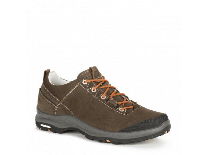 AKU La Val II Low GTX brown  pánské boty