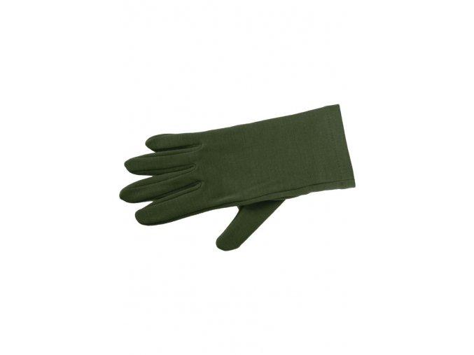 Lasting merino rukavice RUK zelené