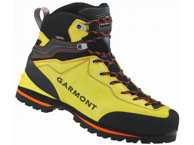 Garmont ASCENT GTX, yellow orange 01
