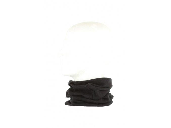 Lasting merino nákrčník TUL černý
