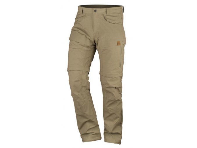 northfinder panske 2v1 kalhoty tleron green no 3710ad 316 01