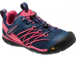 Keen Chandler ensign blue/camellia rose