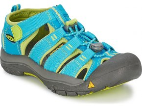 Keen Newport H2 K Hawaiian Blue/Green Glow
