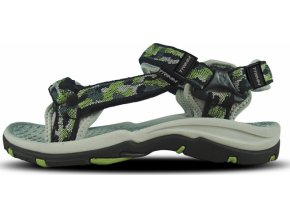 Trimm INDY II green/grey
