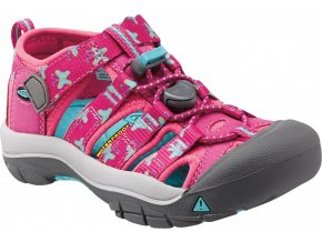 Keen Newport H2 K Very berry buterfly