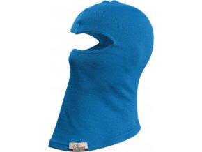 Lasting WUK 5151 modrá vlněná Merino kukla