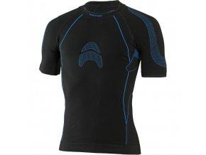 Lasting ASTIS 9055 černá termo bezešvé triko