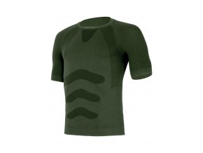 Lasting ABEL 6262 zelená termo bezešvé triko