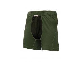 Lasting NICO+ 6290 zelená vlněné Merino Boxerky