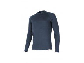 Lasting ATAR 5656 modrá  vlněné merino triko