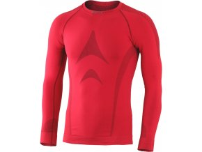 Lasting THOR 3690 červená termo bezešvé triko