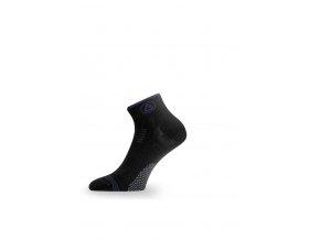 Lasting ABD ponožky pro aktivní sport 958 černá