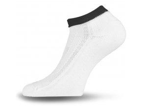 Lasting AFC 009 bílé ponožky pro aktivní sport