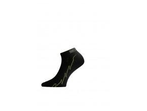 Lasting ACH 986 ponožky pro aktivní sport černá  ponožky