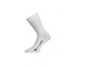 Lasting CXL 001 bílá trekingová ponožka