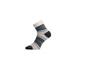 Lasting HMC 086 zelená silná ponožka