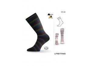 Lasting HMD 865 silná ponožka  ponožky