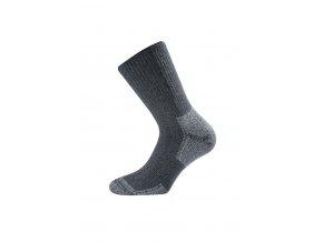 Lasting KNT 816 šedá funkční ponožky