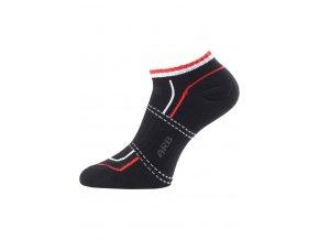 Lasting ARB ponožky pro aktivní sport černá