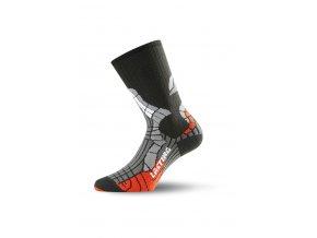 Lasting SCI 903 černá Termo ponožky