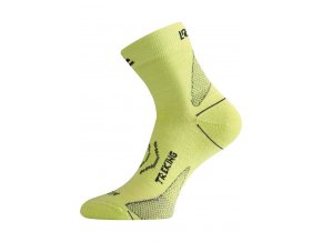 Lasting TNW 668 zelená merino ponožka