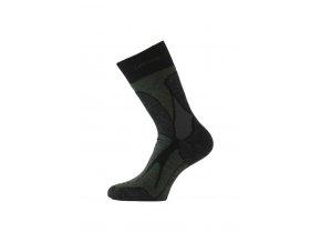 Lasting TRX 908 černá merino ponožky