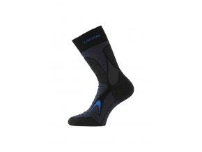 Lasting TRX 905 černá merino ponožky  ponožky