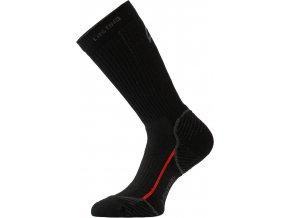 Lasting TWB 900 černá merino ponožky