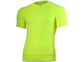 Lasting THOK 1001 žluté termo bezešvé triko