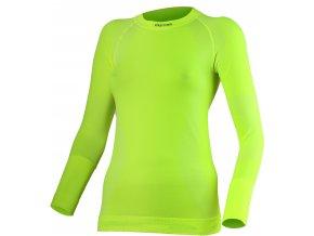 Lasting TASA 1001 žlutá bezešvé triko