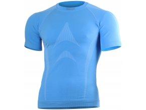 Lasting THOK 5001 modré termo bezešvé triko