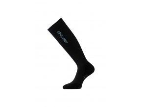 Lasting RJJ 900 černá kompresní podkolenky  ponožky