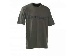 Deerhunter Triko Logo T-shirt S/S 378 DH