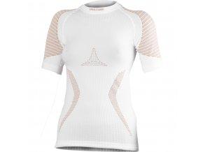 Lasting RESA 0170 bílá bezešvé triko