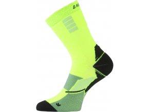 Lasting ILE 689 žlutá Inline ponožky