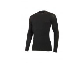 Lasting MARBY 9090 černé bezešvé triko