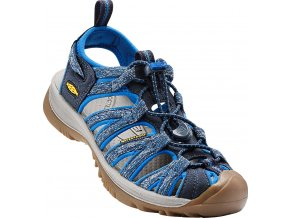 Keen Whisper W, mignight navy/french blue