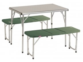 Coleman Pack Away table for 4